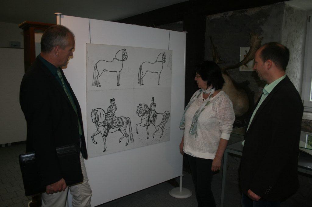 Museum im Vorwerk Ausstellung 550 Jahre 2014