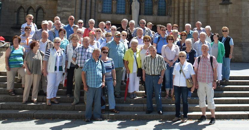 Seniorenfahrt 2015 Mosel