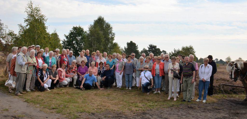 Seniorenfahrt Heide 2016